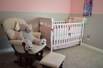 eerste babykamer inrichten tips